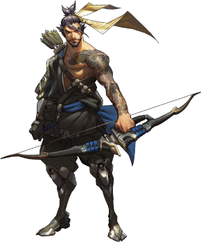 Image result for hanzo overwatch