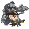 How to unlock the new Ashe sprays in Overwatch Game