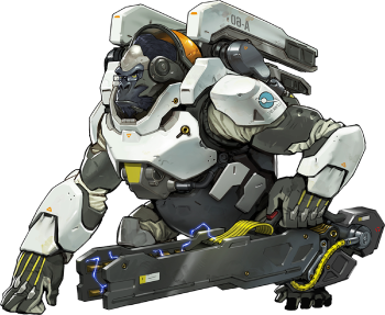 Image result for winston overwatch
