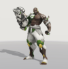Doomfist Skin Valiant Away.png