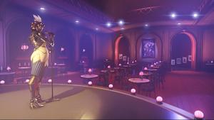 Cabaret Luna Interior