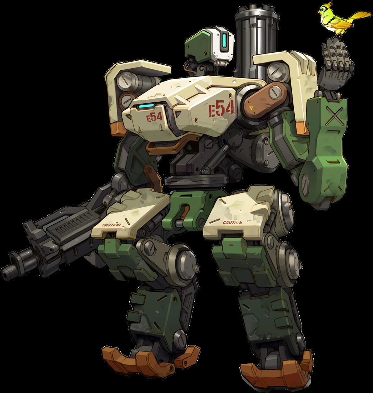 Bastion - Overwatch Wiki