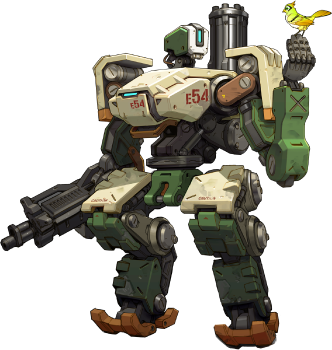 Image result for bastion overwatch