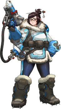 Image result for mei overwatch