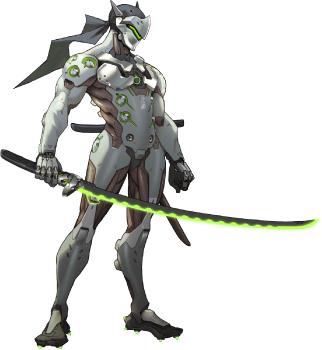 Image result for genji overwatch