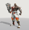 Doomfist Skin Shock Away.png