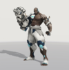 Doomfist Skin Charge Away.png
