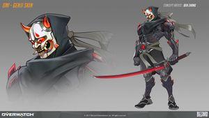Genji - Overwatch Wiki