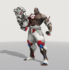 Doomfist Skin Justice Away.png