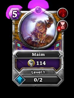 Maim card.png