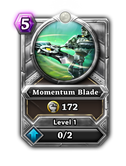 Momentum Blade card.png