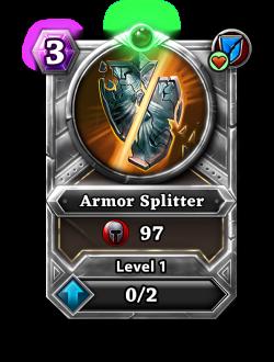 Armor Splitter card.png