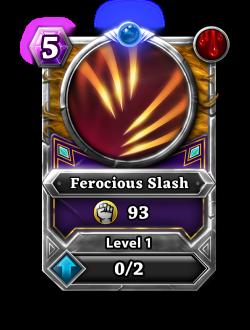 Ferocious Slash card.png
