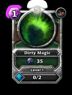 Dirty Magic card.png