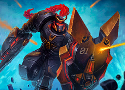 Fernando - Official Paladins Wiki