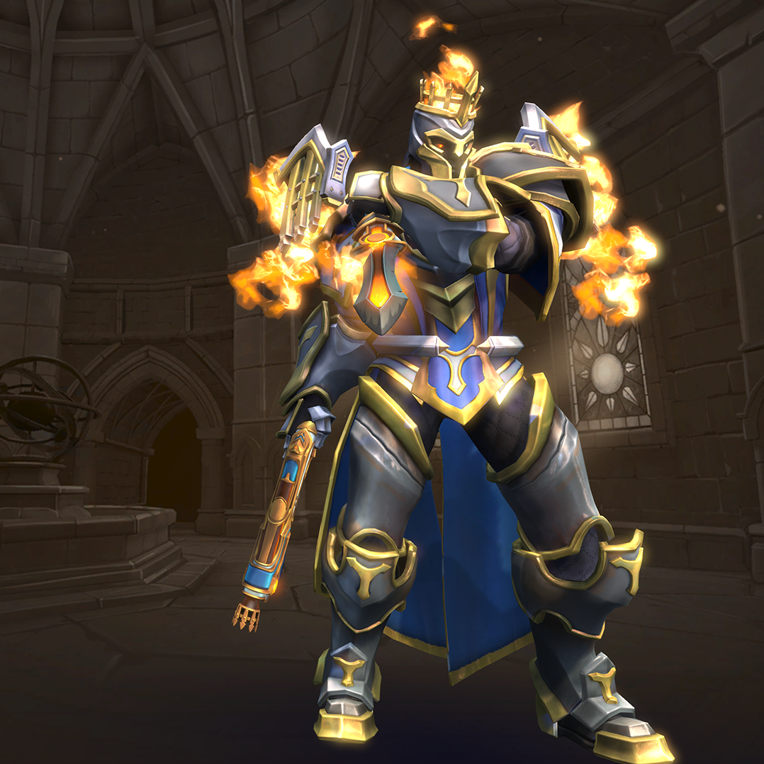 Exarch Jenos Collection - Official Paladins Wiki