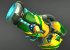 Samba Rocket Launcher Weapon