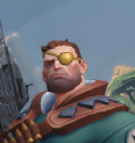Viktor Head Olive Drab Eyepatch.png