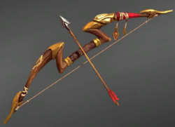Sha Lin Weapon Default Long Bow Icon.png