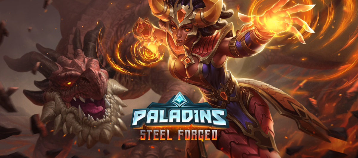 Steel Forged Battle Pass Official Paladins Wiki