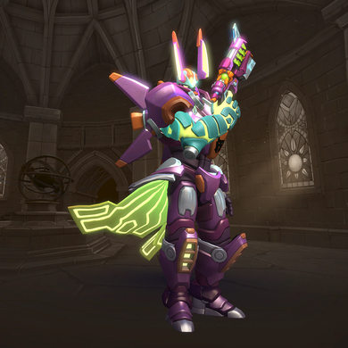 Androxus Official Paladins Wiki