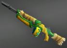 Samba Auto Rifle Weapon