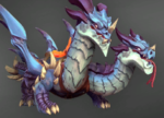 Moji Weapon Dragonborn's Razorback Icon.png