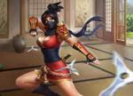 Skye Collection Kunoichi Icon.png