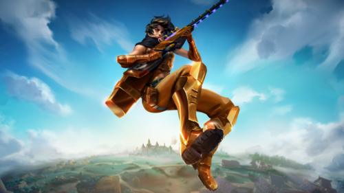 Kinessa Golden Promo.png
