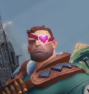 Viktor Head Lone Heart Patch.png
