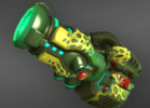 Caecilian Rocket Launcher Weapon