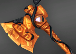Grover Weapon Golden Throwing Axe Icon.png