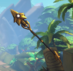 Evie Weapon Golden Ice Staff.png