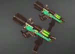 Koga Weapon Prototype's Zap Daddies Icon.png