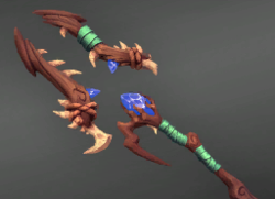 Grohk Weapon Beast Lightning Staff Icon.png