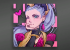 All Spray Coy Heart Icon.png