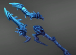 Grohk Weapon Cosmic Lightning Staff Icon.png