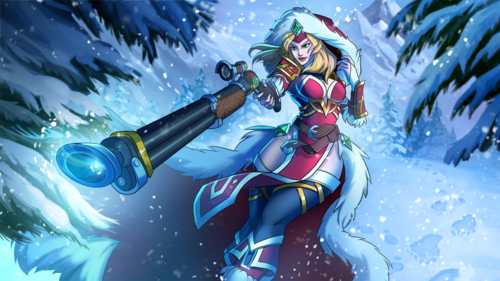 Lian Merrymaker Promo.png