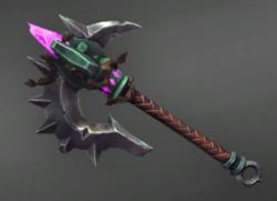 Terminus Weapon Default Massacre Axe Icon.png