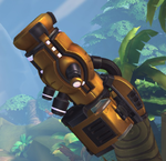 Drogoz Weapon Golden Rocket Launcher.png