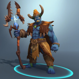 Grohk Official Paladins Wiki