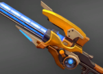 Kinessa Weapon Eagle Eye's Binary Blaster Icon.png