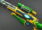 Samba Sniper Rifle Weapon