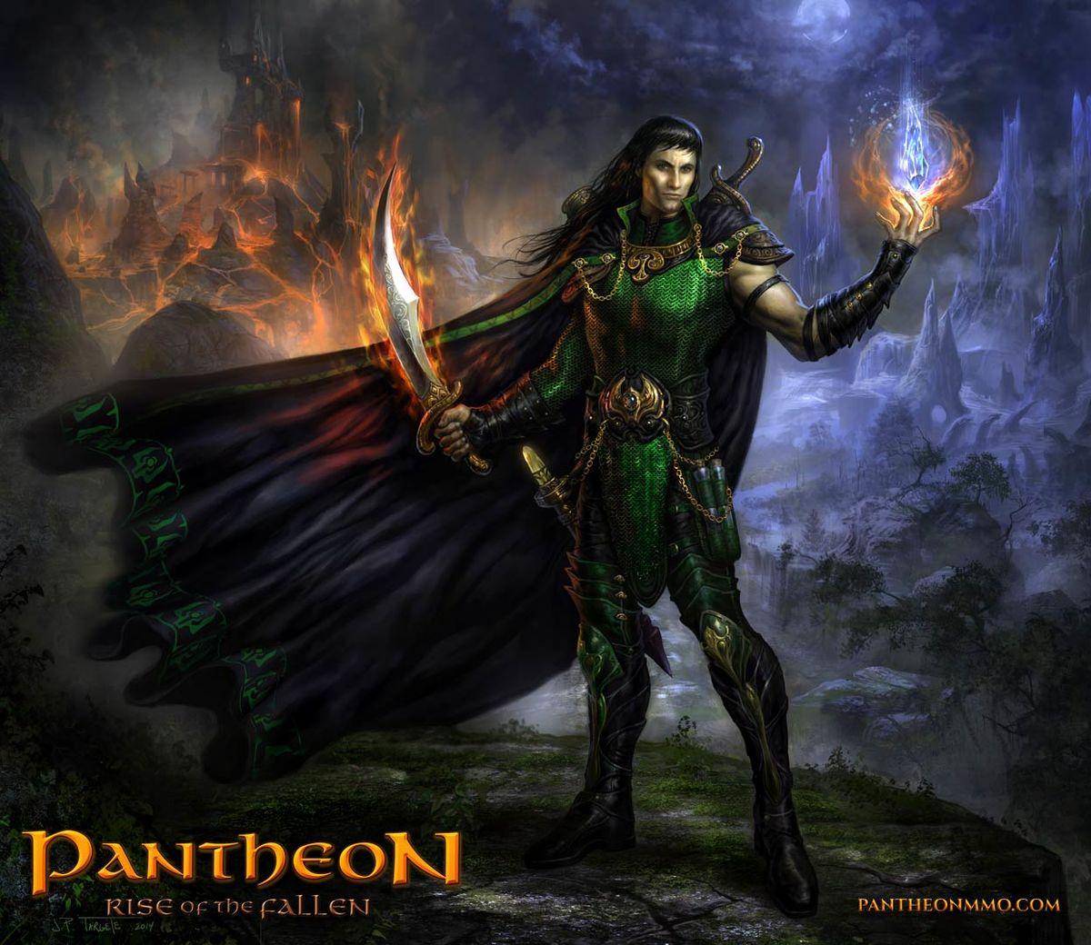 WarWizard - Official Pantheon: Rise of the Fallen Wiki