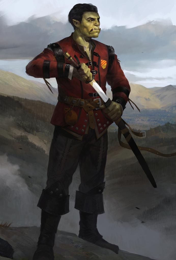 Aldori Defender - Pathfinder: Kingmaker Wiki