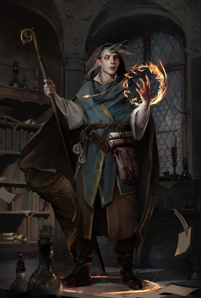 Sorcerer - Pathfinder: Kingmaker Wiki