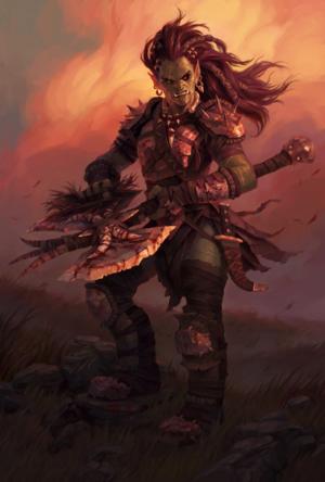 Barbarian - Pathfinder: Kingmaker Wiki