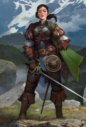 Fighter - Pathfinder: Kingmaker Wiki