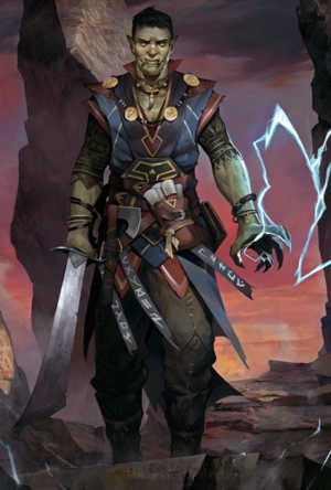 Magus - Pathfinder: Kingmaker Wiki