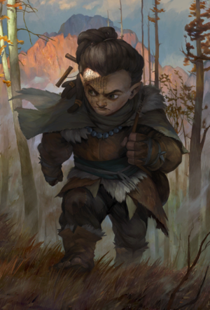 Monk - Pathfinder: Kingmaker Wiki